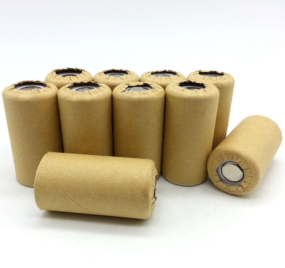 Rechargeable Nicd Battery Sc 1700mah 1 2v Nickel Cadmium