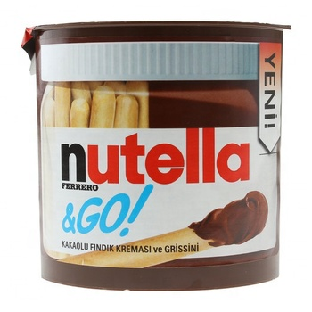 For Nutellas Go 52 Gr