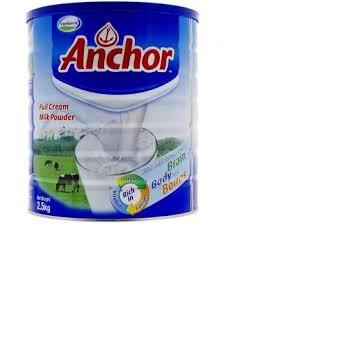 Молочный Крем для быстрого приготовления