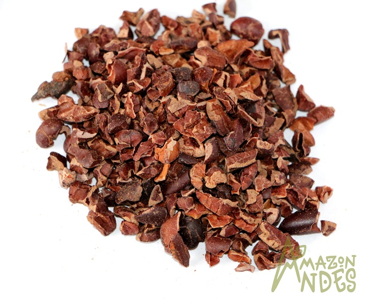 Органические какао нибсы