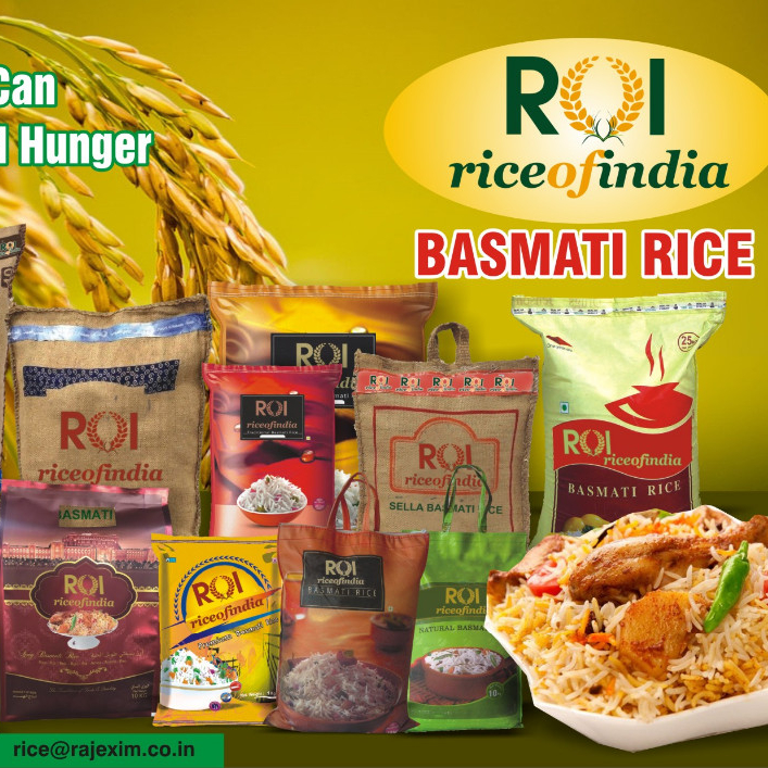 BASMATI RICE SUPPLIERS