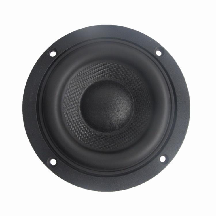 Супер Низкочастотный динамик 4,5 дюйма сабвуфер для домашнего звука