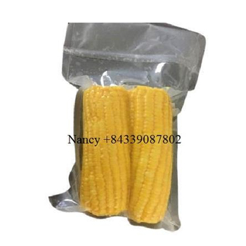 FROZEN BOILED CORN PRICE AND HIGH QUALITY FROM VIETNAM