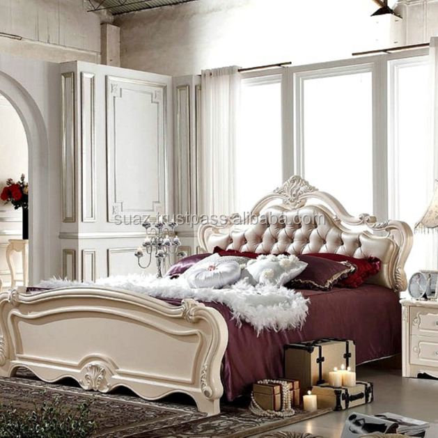 White Furniture Bedroom Beds Modern Wooden Bedroom Set Furniture Teak Wood Craft Bed Furniture Handmade Wood Bedroom Buy Modern Luxury Beds Pakistan Wooden Beds Luxury Leather Bed Product On Alibaba Com