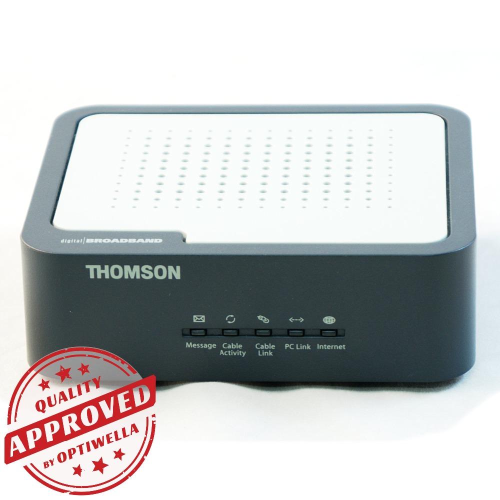 Tcm420 thomson digital broadband Thomson cable