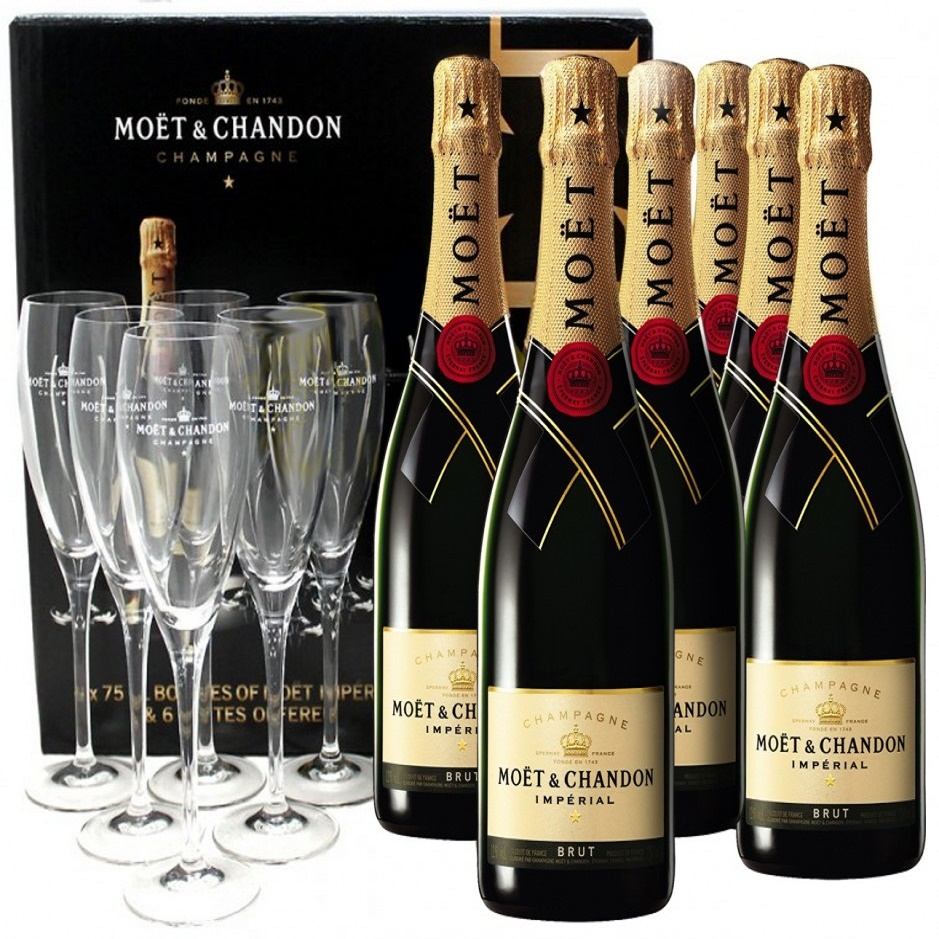 Best Selling Price Moet & Chandon Imperial Champagne all brands available