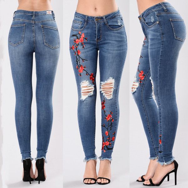 Pantalones Vaqueros Para Mujer Gran Oferta Buy Smart Denim Jeans Fashion Jeans Women S Jeans Product On Alibaba Com