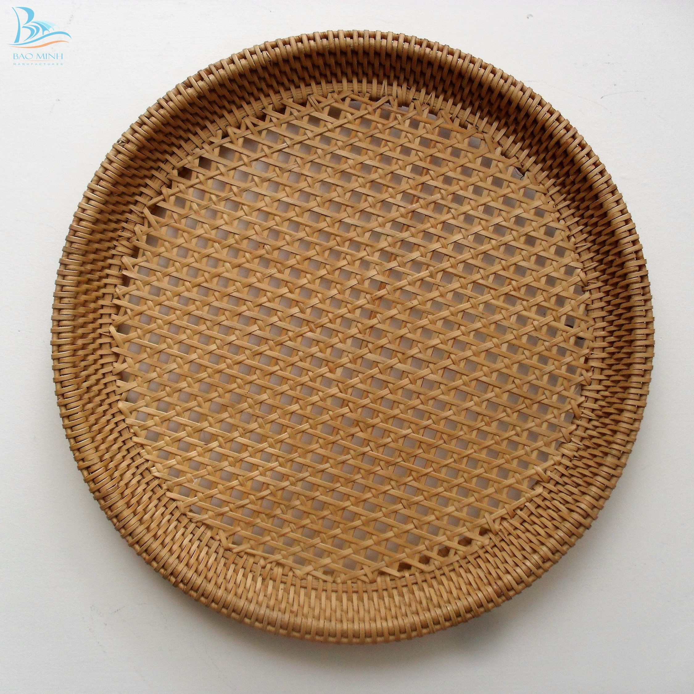 Rattan Wall Hanging Basket From Vietnam Wall Hanging Art For Decoration View Hanging Basket Bao Minh Product Details From Bao Minh Manufacturer Joint Stock Company On Alibaba Com