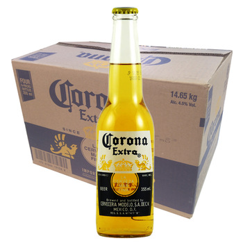Экстра пиво Корона 355 мл