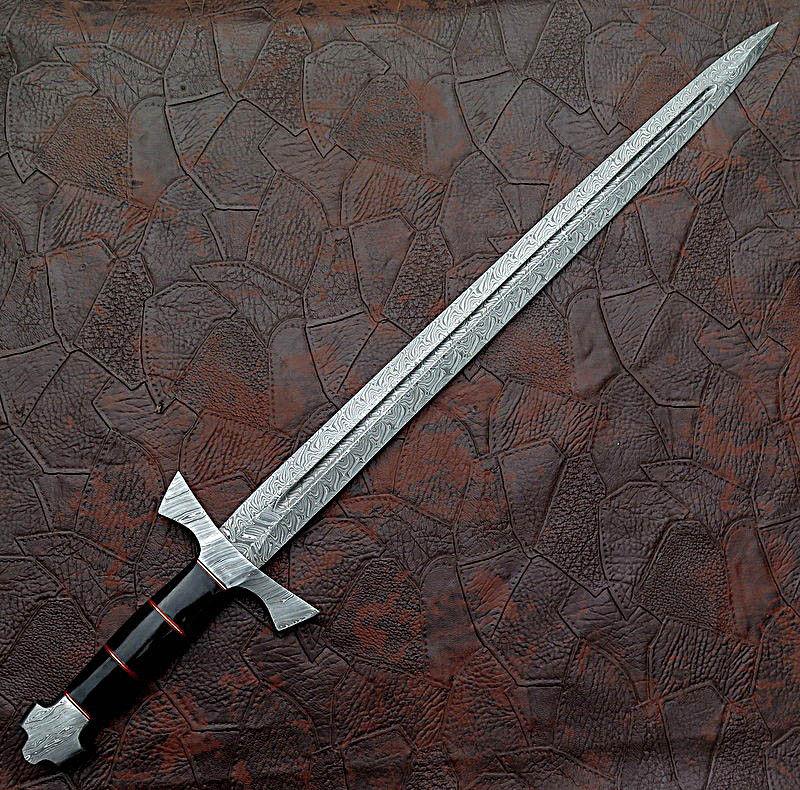 Custom Hand Made Damascus Steel Swords - Buy Damascus Steel Swords For Sale,Wazirabad  Damascus Sword,Tactical Swords Product on Alibaba.com