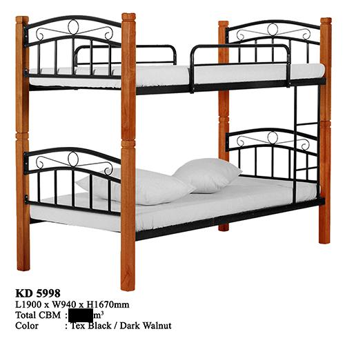 Antique Wooden Metal Domica Kd 5998 Solid Wood Double Decker Bunk Bed Malaysia Buy Adult Metal Bunk Beds Wooden Double Decker Bed Bunk Bed Product On Alibaba Com