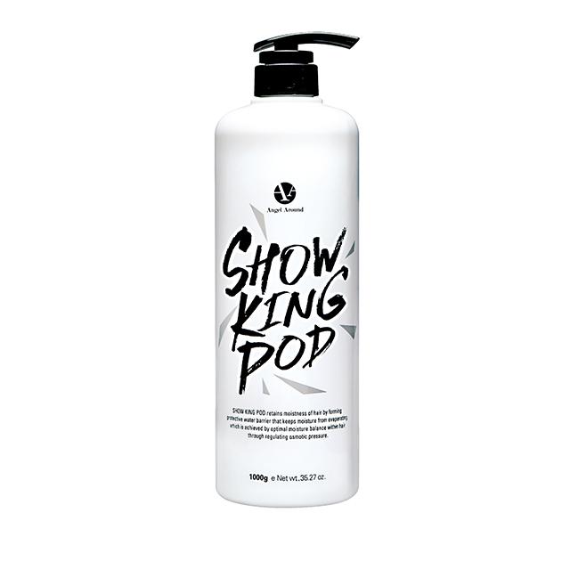 [ANGEL AROUND] SHOWKING POD / HIGH QUALITY KOREAN COSMETIC HAIR CARE PRODUCT Hydration Moisturizing Hair Treatment