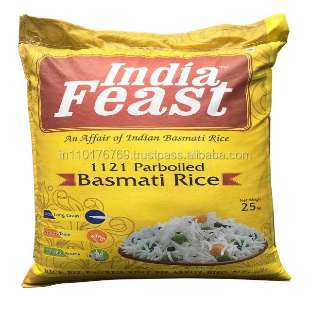 INDIAN ORIGIN 1121 SELLA NATURAL PURE SELLA BASMATI RICE