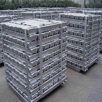 Алюминиевый слиток 99.90% 99.85% 99.70%