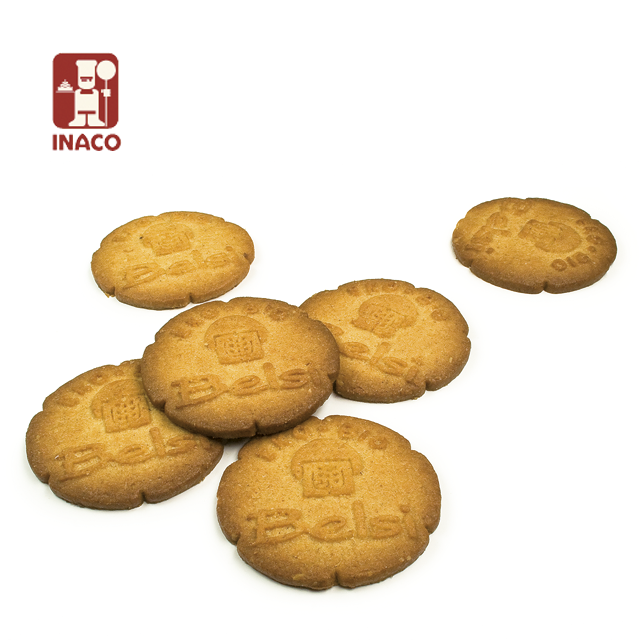 Испанское органическое печенье-пшеничная мука или копченая мука | Inaco