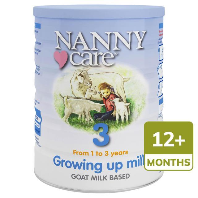 Молоко Няня для выращивания коз, 900 г