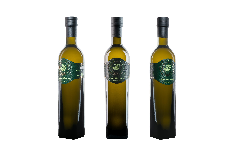 100% итальянская органическое оливковое масло Экстра вирджин 0.5L сложных ароматов к вашим услугам может сочетаться с любым блюдом