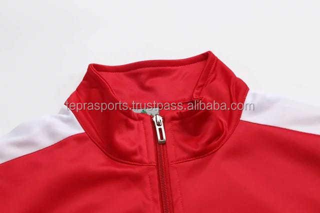 Custom Logo Suit Sweatsuit Sets Tracksuit Mens Sport Jogging Tracksuits Set Plain Soccer Tracksuit Tepra Sports