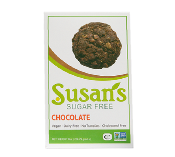 Best quality Susan's Sugar Free Biscuits- Chocolate