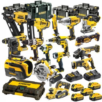 Brand New 2020 ULTIMATE SELLING DeWalts_20-v Max Lithium Ion Cordless Combos Kits(15-Tool} in stock