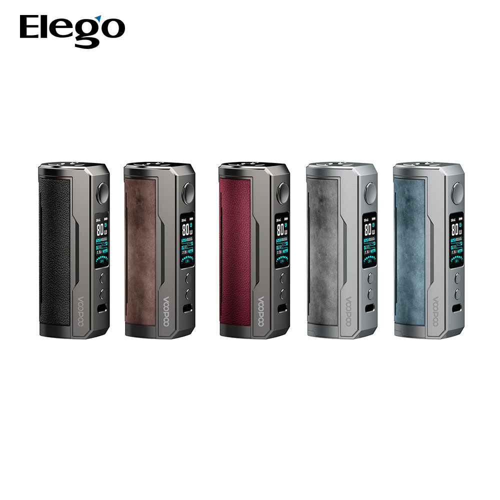 Featured product Authetic VOOPOO Drag X Plus 100W Box Mod - MrVaper.net