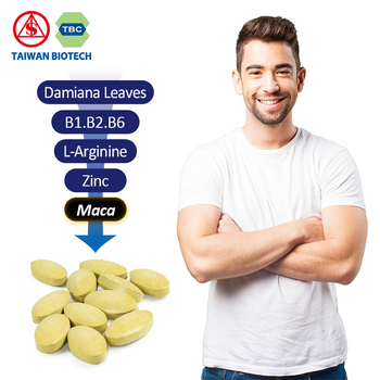 Sintong Maca and Damiana Leaves Tablets for men's health