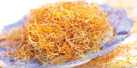 Premium Iranian White Saffron/ Konj Saffron 100% Pure Saffron