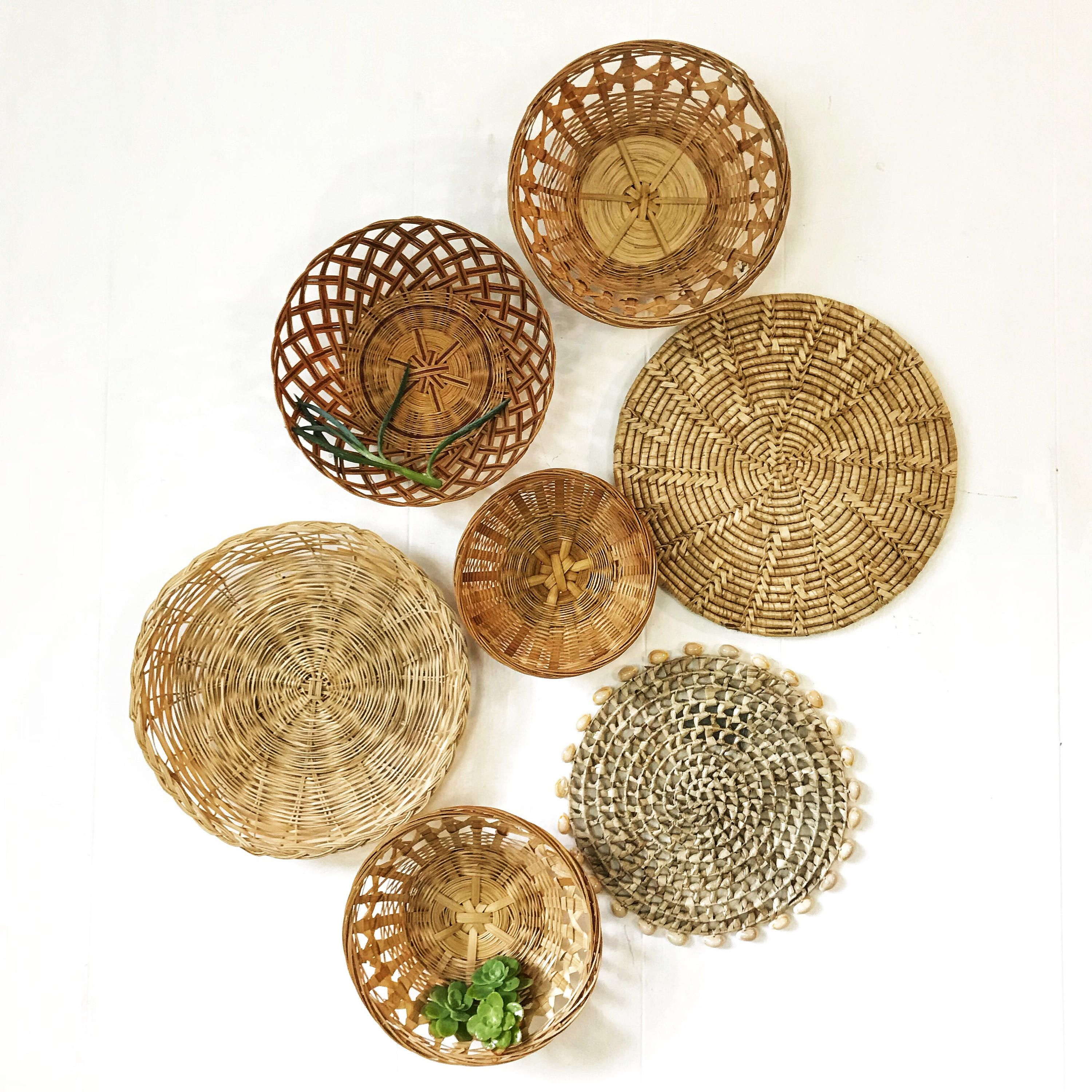 Rattan Wall Plates For Home Decoration From Vietnam View Wall Plate Rattan Eco Farmie Product Details From Eco Farmie Company Limited On Alibaba Com