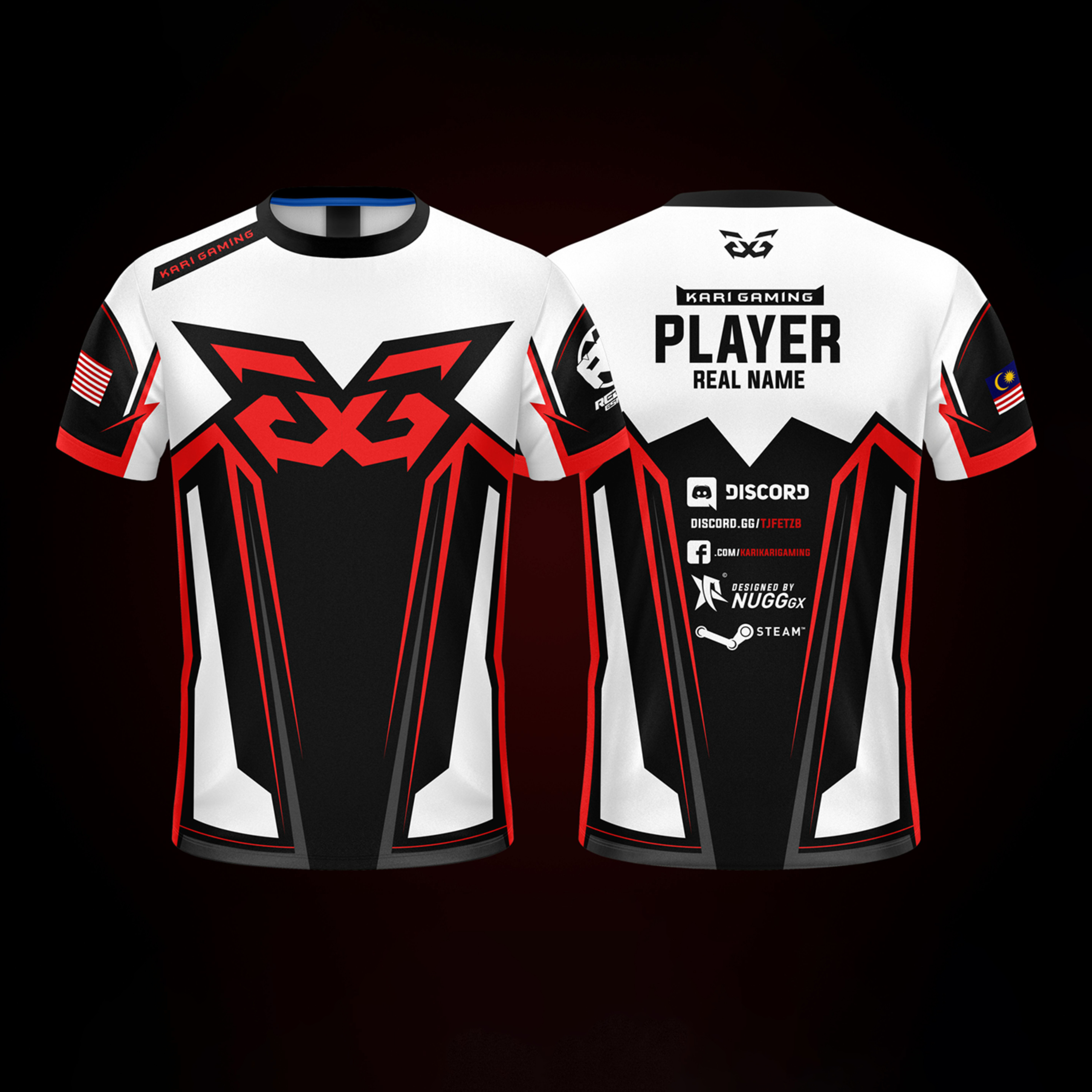 Cheap Gaming T Shirts Custom Template E-sports Jersey For Womens ...