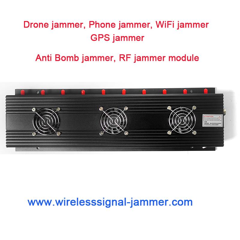 TeXin B10H CDMA GSM UMTS LTE GPS WiFi Phone Signal Shield Device
