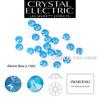 Cristal Électrique Bleu (001 L134S)