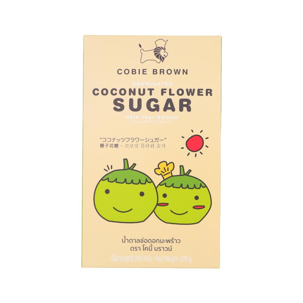 Экспортное качество, гранулированный сахар из кокоса, 200 г. Здоровый без холестерина сахара