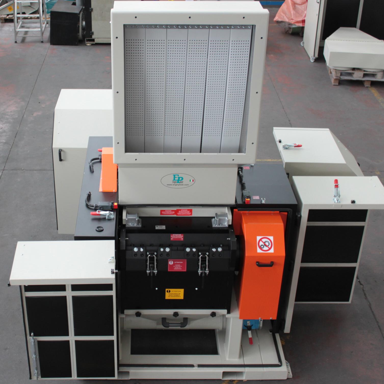 Plastic Granulators R 100.70 Plastic Recycling Crushing Machine