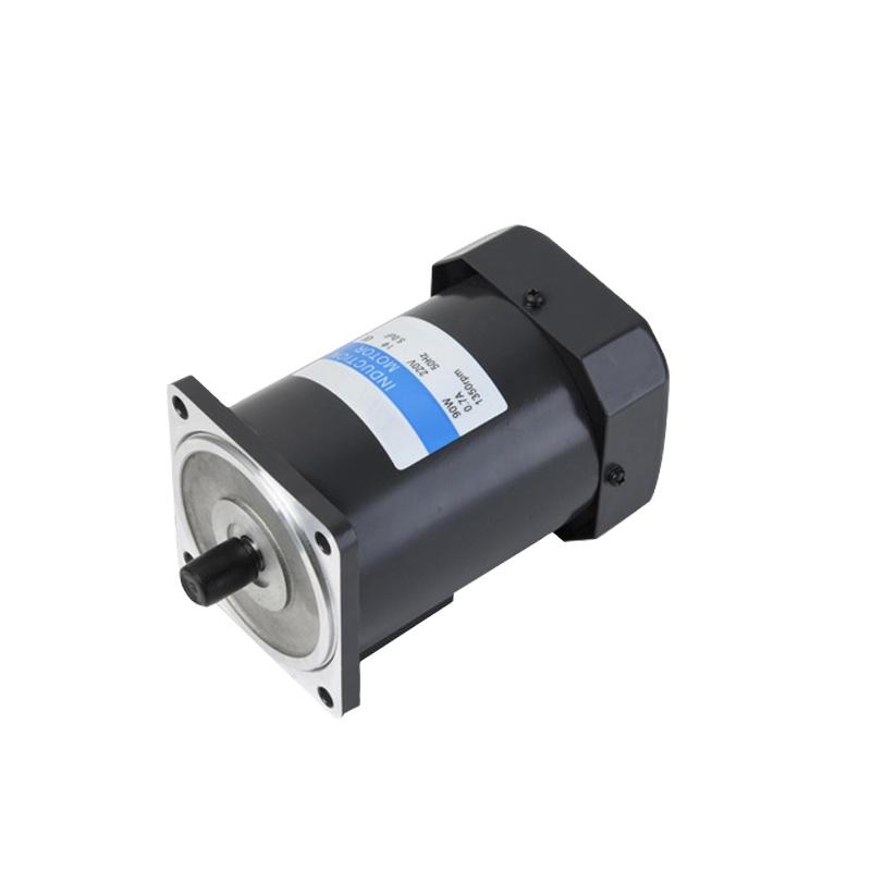 Маленький мотор переменного тока с высоким крутящим моментом, Реверсивный миниатюрный бесщеточный двигатель для гранул, редукторный мотор для плиты