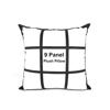 9 Grid Pillowcase