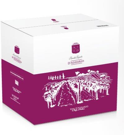 High quality D'Addario Sweet Temptation 6 bottle 0,75 l - Still red wine - 3 CASALE CILIANI MALVASIA + 3 PRETE BRIGANTE