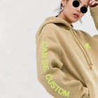Cotton Hoodies Custom High Quality Unisex Blank 100% Cotton Streetwear Pullover Wholesale Cut And Sew Hoodies Manufacturer