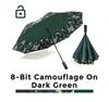 Camuflaje verde oscuro