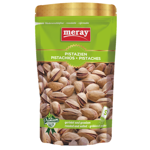 Premium Quality Pistachio Inshell Roasted & Salted
