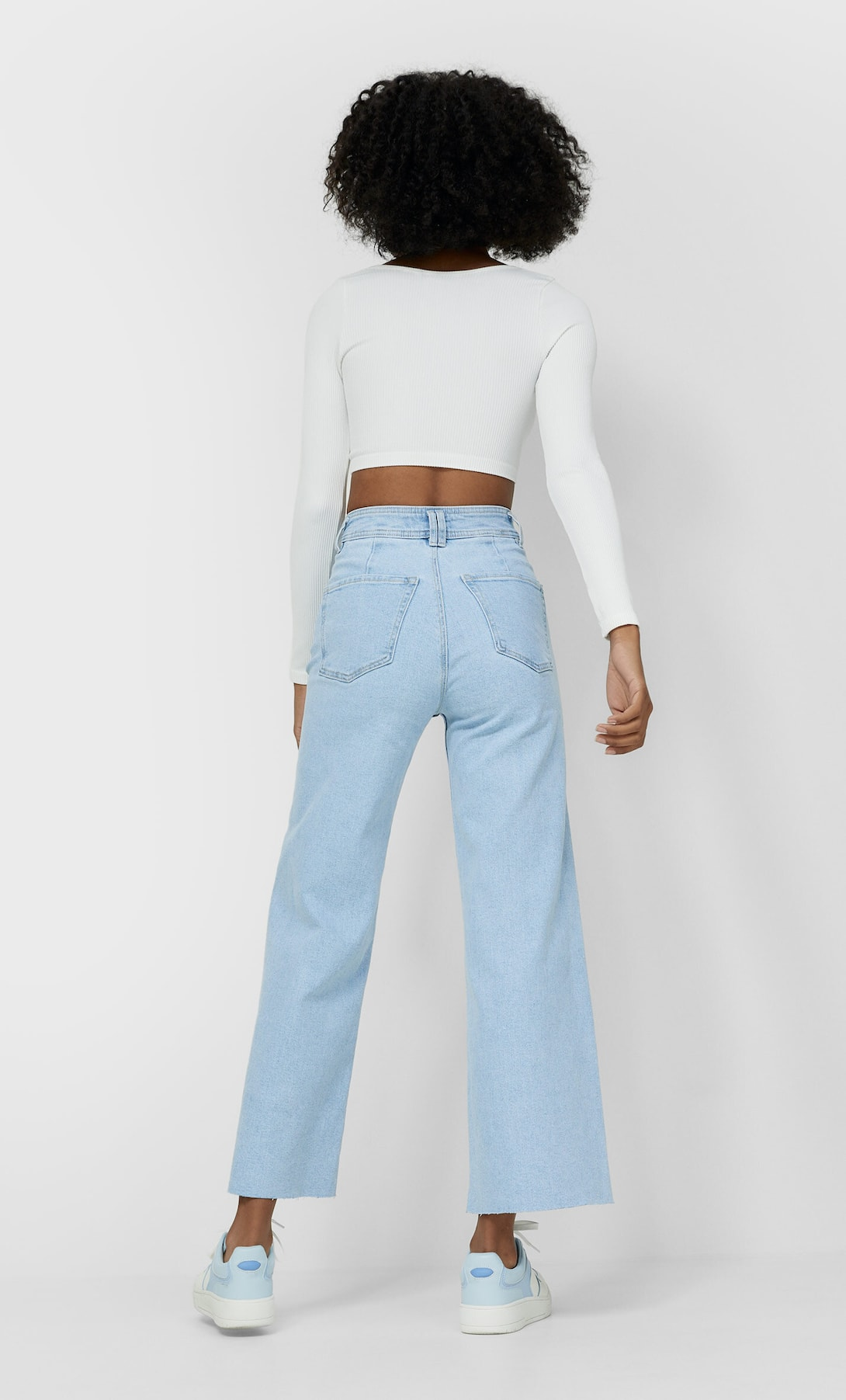 Jeans For Women Skinny High Waisted Stretch Pants Woman