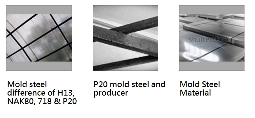German and Japan Imports Mold Steel