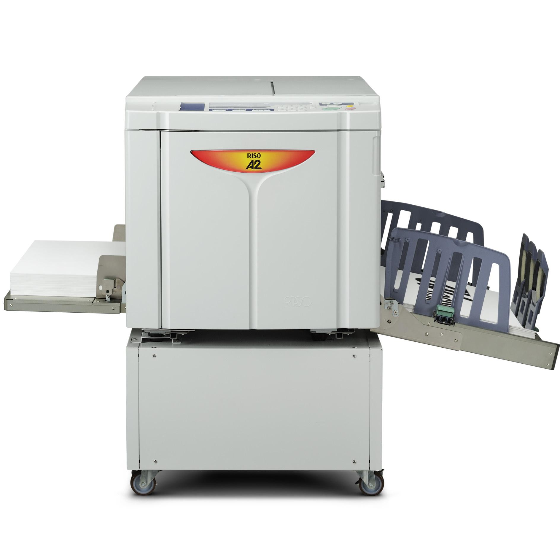 Цифровой дубликатор risос2 600*600 DPI a2 RISOs A2
