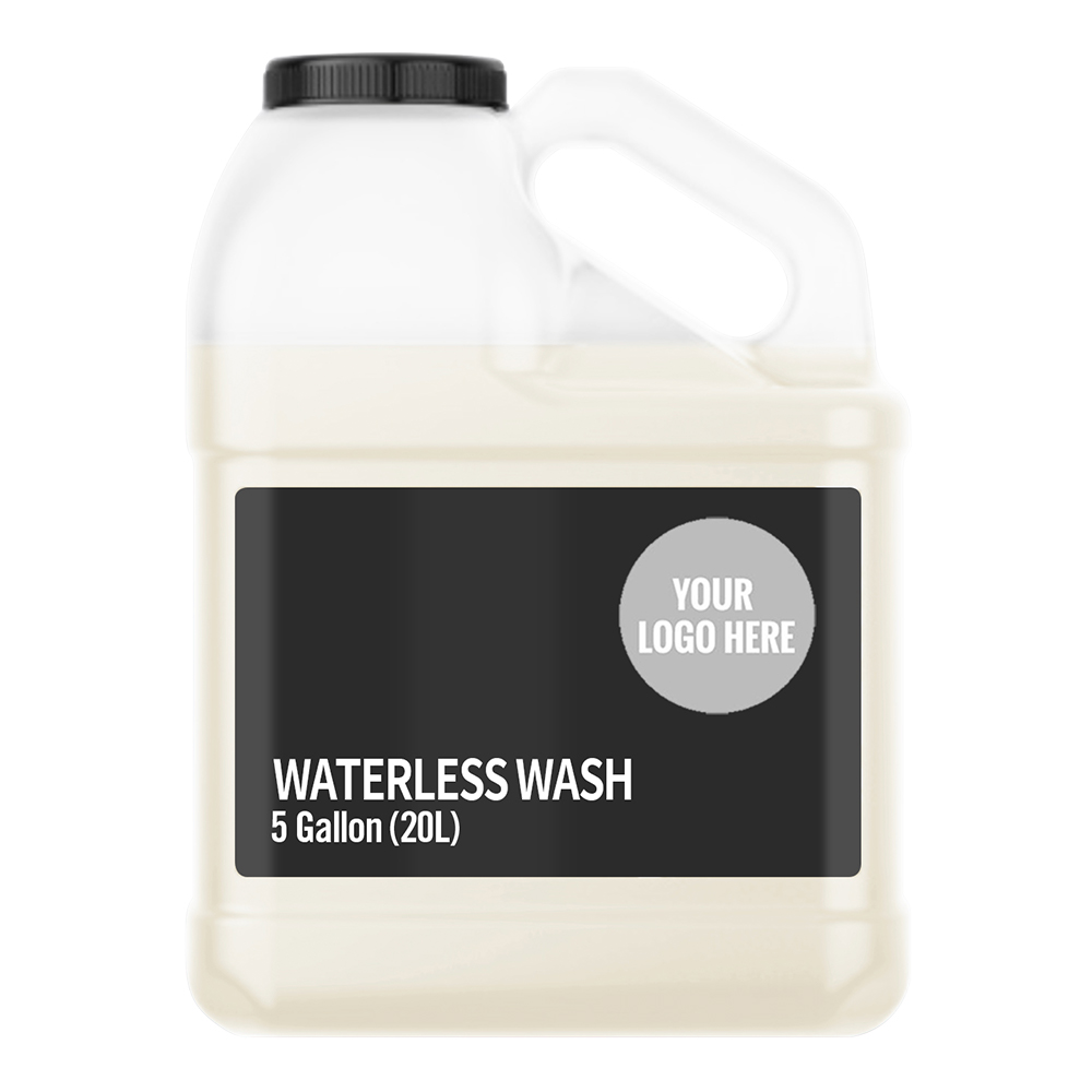 20L 5 Gallon Waterless Car Wash and Wax Quick Car wash care product wax 2 in 1 Formula Made in Taiwan