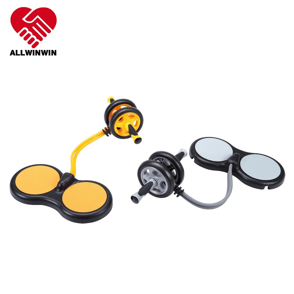 ALLWINWIN ABW08 Ab колесо-наколенник сопротивление трубки роликовые велосипеды