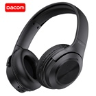 Dacom HF004 IPX5 Waterproof Bluetooth Wireless Headphones Foldable Stereo Tangle-Free 3.5mm Jack Wired Cord On-Ear Headset