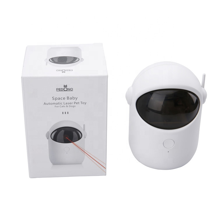LoreWin R078 High Quality Rechargeable Interactive Pet Laser Toys And Accessories