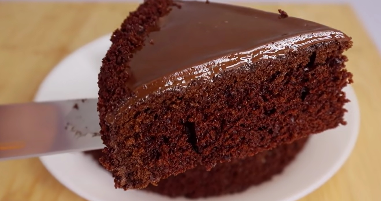 Какао губка торт микс