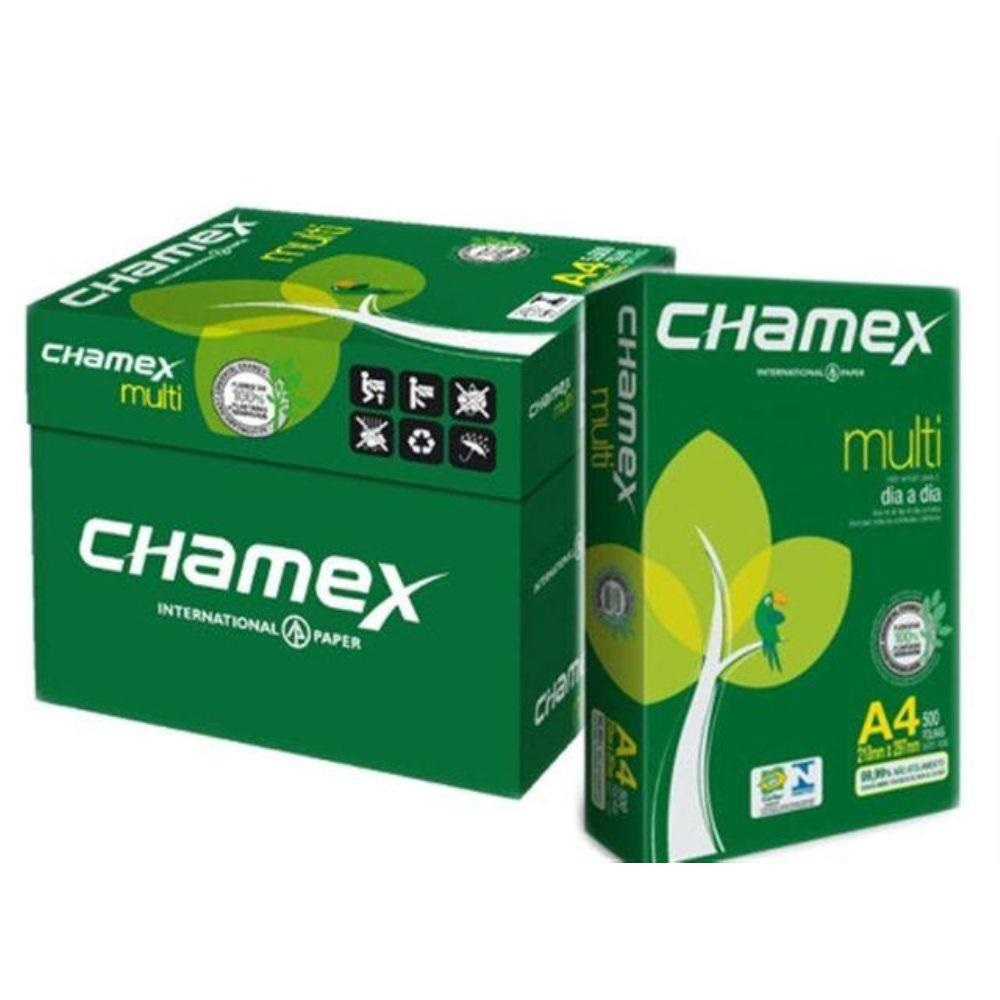 Chamex Copy Paper A4 Size 80 Gsm 5 Ream/box - Buy Legal Size Office Paper,Ppc A4 Paper,Paper A4 Ream Product on Alibaba.com
