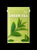 الطبيعي شاي أخضر قناع ورقة 10 قطعة