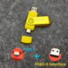 USB 2.0 Yellow